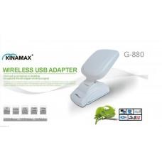 High Power Kinamax G-880 38dbi 5000mW RT3070L 54Mbps Free Internet Wireless USB Wifi Lan Adapter