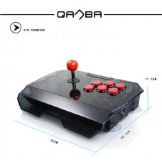 QanBa N1 -2014- THE THUNDER SERIES JOYSTICK FIGHTSTICK PC  e  PS3  e  ANDROID