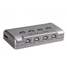 AUTO USB SHARING SWITCH 4 PORTE USB TYPE B MT-SW241