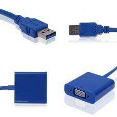 CAVO CONVERTITORE DA USB 3.0 A VGA