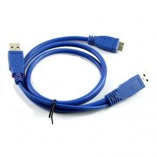 CAVO USB 3.0 PER HDD HARDISK ESTERNI AA / MICRO USB 3.0 da 60 cm