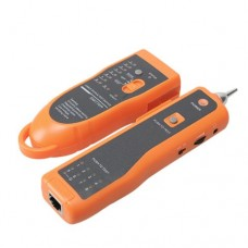 TESTER CAVI J45-RJ11 Phone LAN Network Wire Tracker Scanning Device