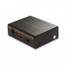 ADATTATORE DA HDMI A HDMI + AUDIO SPDIF+L/R SEPARATO