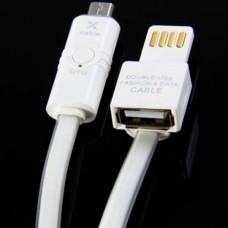 Cavo USB 2.0 A MICRO USB OTG DUAL WAY DATASINK ONE da 1m