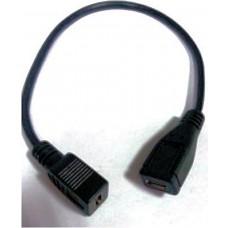 MINI CAVO ADATTATORE DA MICRO USB F A MINI USB 5P F
