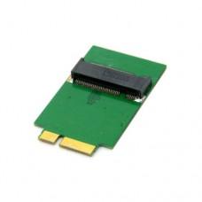 Adattatore da NGFF B KEY SATA 80mm a Apple 2010 2011 Macbook Air A1369 A1370 SSD pcba