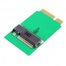 Adapter card to M.2 NGFF64G 128G 256G512G (SATA)SSD for 2012 MacBook Air A1465 A1466
