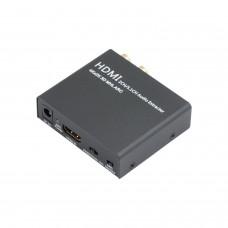 HDMI AUDIO estrattore audio separatore ARC MHL 3D 4Kx2K 1080P SPDIF RCA