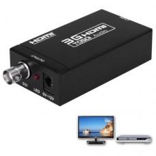 Mini convetitore 3G HDMI a SDI  BNC SDI / HD-SDI / 3G-SDI convertitore F Home Theater
