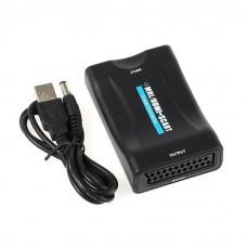 CONVERTITORE DA MHL/HDMI 1080P FULL-HD A  SCART