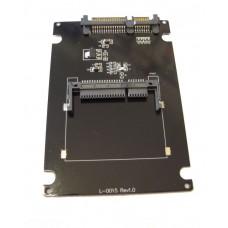 "Adattatore 2.5"" SATA a CFast card 2.5' SSD HDD CFast card reader"