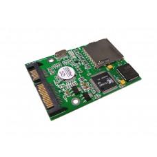 Adattatore convertitore SD a 22 Pin SATA 2.5 HDD