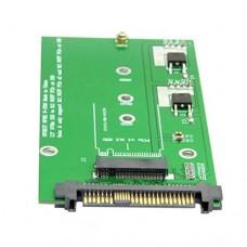 Adattatore  SFF-8639 NVME U.2 a NGFF M.2 M-key SSD per SSD 750 P3600 P3700 DB