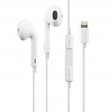 Cuffie Auricolari Universali con microfono per iPhone 5/6/7/8/X Connettore 8 pin LIGHTNIN