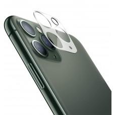Vetro temperato Fotocamera iPhone 11 5.8/6.5,Nero o Argento Pellicola Protettore Anti-graffio/Anti-Olio/Anti-Polvere