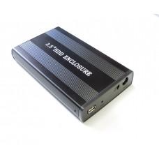 BOX CASE ESTERNO PER HARDISK 3.5 HDD IDE & SATA COMBO USB 2.0