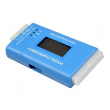 Tester Alimentatore Desktop Digitale Display LCD