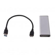 Box Case USB 3.0 per SATA SSD Hard Disk  Asus EP121 UX21 UX31 Sandisk ADATA XM11 SSD