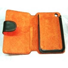 Custodia per Iphone 2G-3G DX-SX in Eco-Pelle