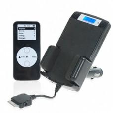 Trasmettitore e Caricatore Fm Compatibile Ipod 5 in 1