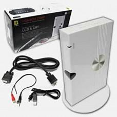CONVERTITORE VIDEO DA COMPONENT(Y-Pb-Pr) A VGA 1600X1200 PSP PS3 WII